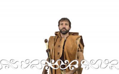 catavignus marchiaro bongioanni okelum soldato romano ausiliario auxilia rievocazione ricostruzione storica mazza
