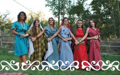 okelum festa rievocazione storica dervonnae dervonne danza storica