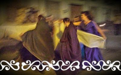 samonios halloween celti okelum flamulasca roccarina rievocazione viaggio tempo danze dervonnae dervonne