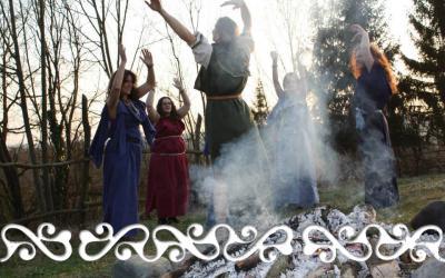 druidi druid celtic spiritualità spirituality sacred sacro nemeton