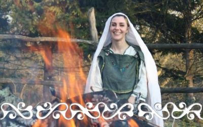 okelum celti imbolc candelora fuoco danze