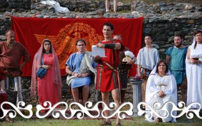galloromanitas galloromanizzazione romanizzazione romani roman