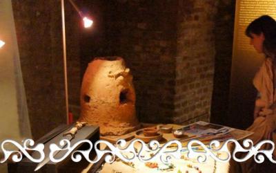 museo antichità torino okelum musei reali fantasmagoriche presenze lavorazione vetro pasta vitrea età del ferro