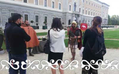 okelum galloromanitas progettogalloromanitas galloromanizzazione giornateeuropeepatrimonio museireali museoantichitàtorino