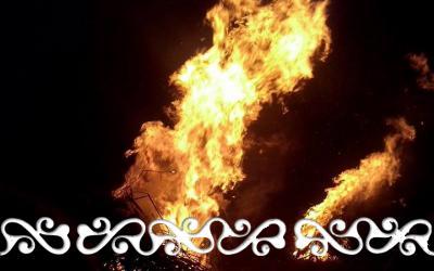 Samonios Samhain Capodanno celti Flamulasca Chiusa Pesio