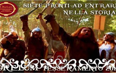 okelum associazione cohor gladiatore guerriero rievocazione danza storico danzatrice romani celti romano celta galloromanitas piemonte taurisci taurini liguri
