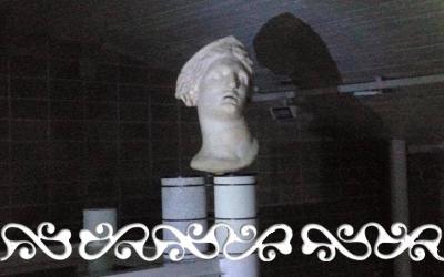 museo al buio museo antichità torino okelum galloromanitas galloromanità giunone romano celta celtic roman