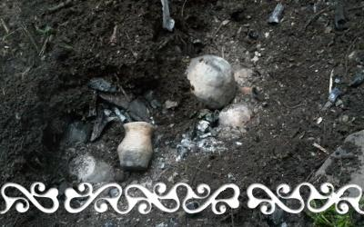 Okelum Archeologia sperimentale experimental archaeology reenacment rievocazione storica età bronzo bronze age ceramica pottery cottura cielo aperto