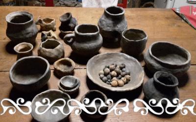 Okelum Archeologia sperimentale experimental archaeology reenacment rievocazione storica età bronzo bronze age ceramica pottery