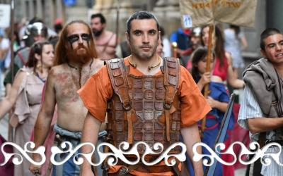 okelum celti torino corteo san giovanni storico