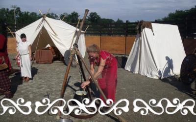 volpiano maneggio 2011 celti rievocazione storica