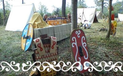 axabriga settimo rottaro 2011 celti celt rievocazione storica reenactment okelum