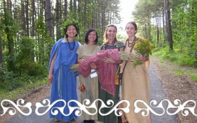 okelum rievocazione reenactment celti romani senza tempo