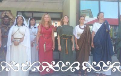 susa 2012 cozio cottius re celti romani rievocazione storica arena okelum