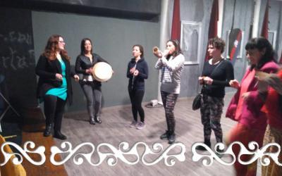 danza antica okelum dervonne dervonnae ancient dance irish irlandese archeologia antropologia estatica orientale indiana romana greca etrusca musica