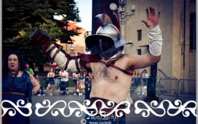 #torino #okelum #rievocazionestorica #gladiatori #galloromanitas #galloromanizzazione #celti #evoantico #sangiovanni #corteostorico