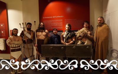 gladiatori okelum museo garda ivrea eporedia