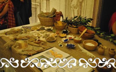 cosmesi celti romani cura corpo museo antichità torino