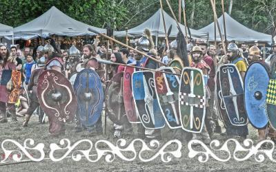 #monterenzioceltica #monterenzioceltica2019 #ifuochiditaranis #ifuochiditaranis2019 #okelum #celti #rievocazionestorica