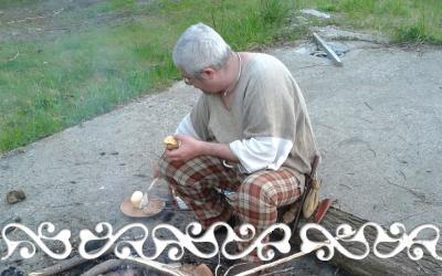 Celti celt roma reenacment rievocazione storica hystorical campeggio addestramento età ferro bronzo
