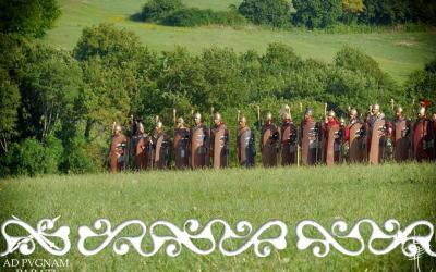 ad pvgnam parati sentinum sassoferrato rievocazione storica reenactment romani sanniti roman ancient rome war warriors guerra battaglia