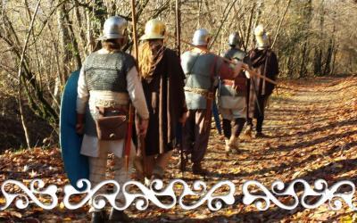 auxilia ausiliari romani galloromanizzazione galloromanitas okelum soldati