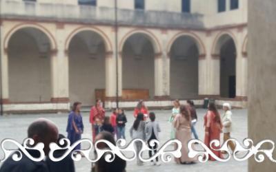 okelum celti latumaro museo territorio biellese galati vincenti danze storiche rievocazione reenactment alimentazione vetro ferro cuoio tessitura tintura sprang telaio alimentazione vasellame ceramica legno idromele taurini