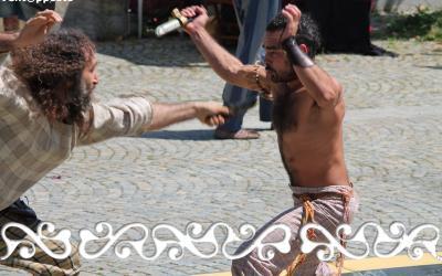 kelum elffest elf fest 2018 lanzo dervonnae dervonne celti  coltello
