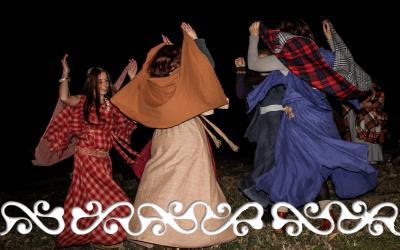 imbolc candelora okelum celti celts reenactment idromele danze guerrieri