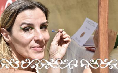 okelum elffest elf fest 2018 lanzo dervonnae dervonne celti cosmesi