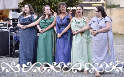 okelum dervonne dervonnae danze storiche historical dance