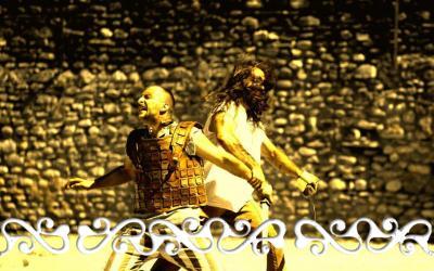 cozio cottius susa augusto pace okelum 2011 arco rievocazione celti romani