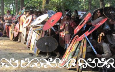 Fighting combattimento combattimenti combattente guerriero scherma spada celti romani gladiatori gladiatore arena battaglia