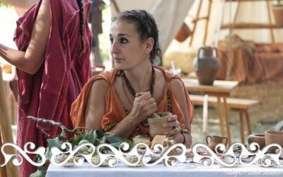 cosmesi celti romani galloromanizzazione museo antichità torino bundan stellata cura del corpo ornamenti