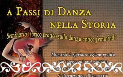 danza storica antica danzatrici rievocazione romana celtica ancient dance celtic roman reenactment dancer